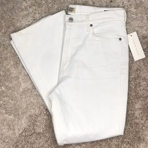 NEW! CITIZENS OF HUMANITY Demi Flare Jeans Size 31